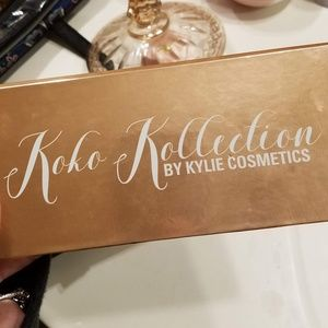 Koko Kollection by Kylie Cosmetics face palette